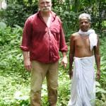 Chattacutti Vaidhya und Omkara Nath Hendrik Wiethase